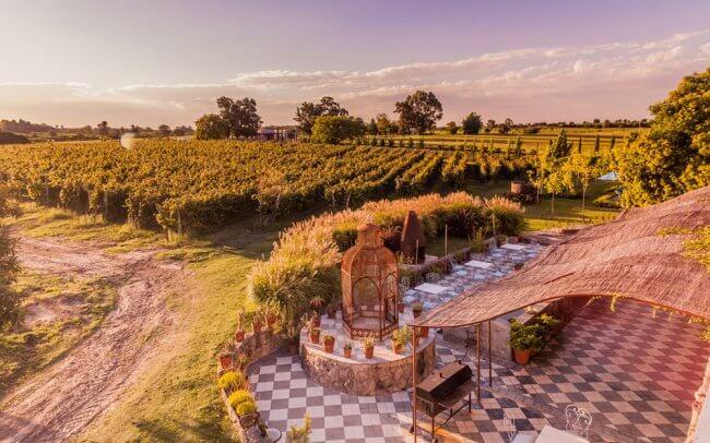 Narbona Wine & Lodge